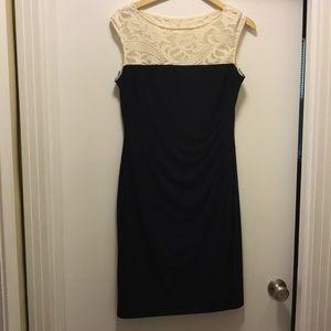 Sophisticated Black Ralph Lauren dress